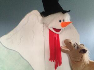 Sneeuwpoppeke